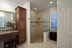 Bathroom Remodel Fresno shower enclosures installation ca & nv | walk-in shower design in